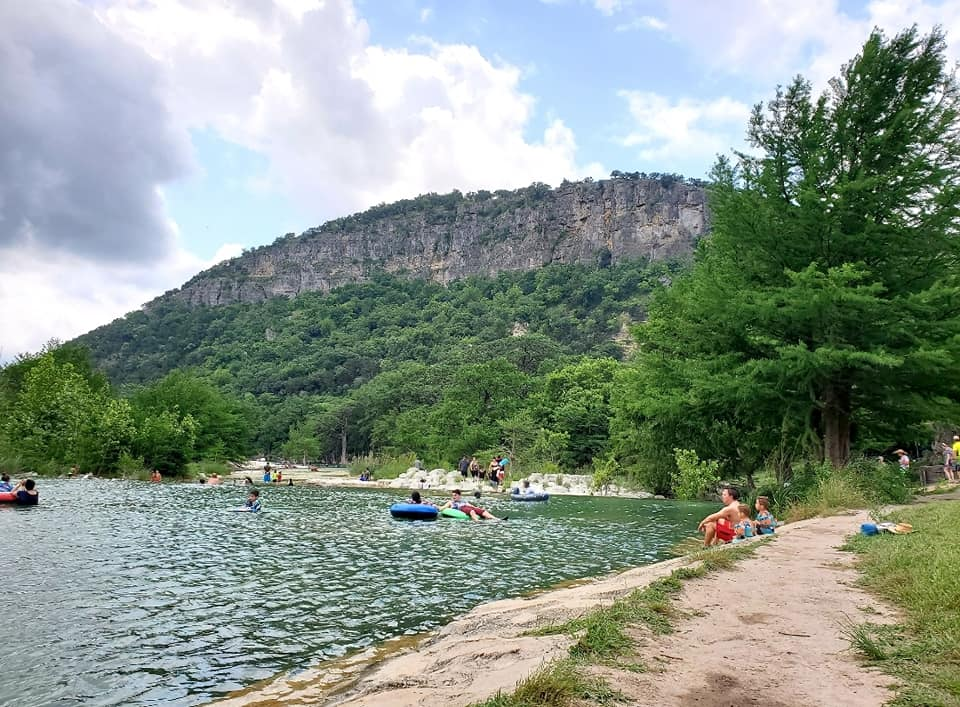 Tubing This Mountainside River is a Beautiful Texas Adventure